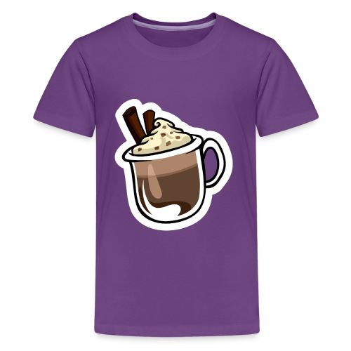 Hot Chocolate - Kids' Premium T-Shirt
