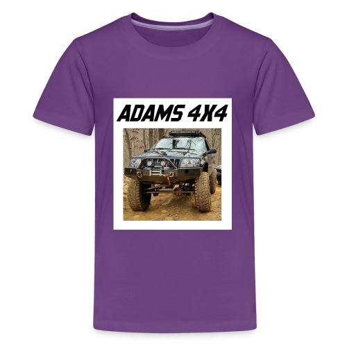 Adams4x4_Tshirt_1 - Kids' Premium T-Shirt