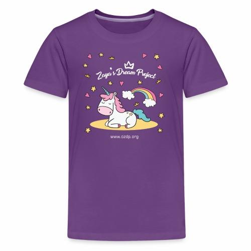 Cute Unicorn Collection - Kids' Premium T-Shirt