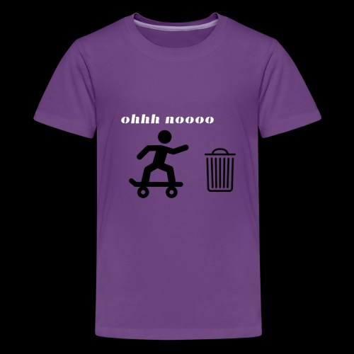 Logomakr 07PGeP - Kids' Premium T-Shirt
