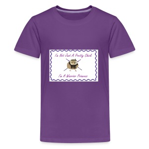 Autoimmune disease & Chronic illness Warrior - Kids' Premium T-Shirt