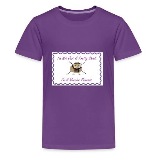 Autoimmune disease & Chronic illness Warrior - Kids' Premium T-Shirt