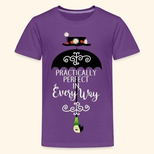 Practically Full-Colored - Kids' Premium T-Shirt