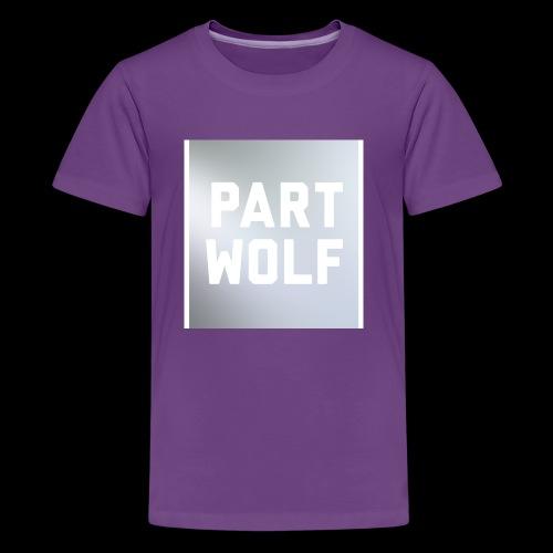 Part Wolf - Kids' Premium T-Shirt