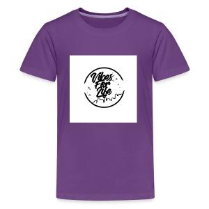 BED11266 4D7F 4FF2 8578 87F0A4B42716 - Kids' Premium T-Shirt