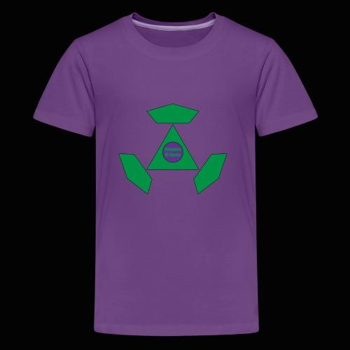 main channel logo - Kids' Premium T-Shirt