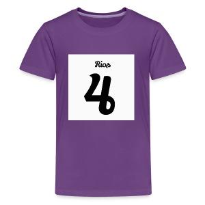 #bellariosfans - Kids' Premium T-Shirt