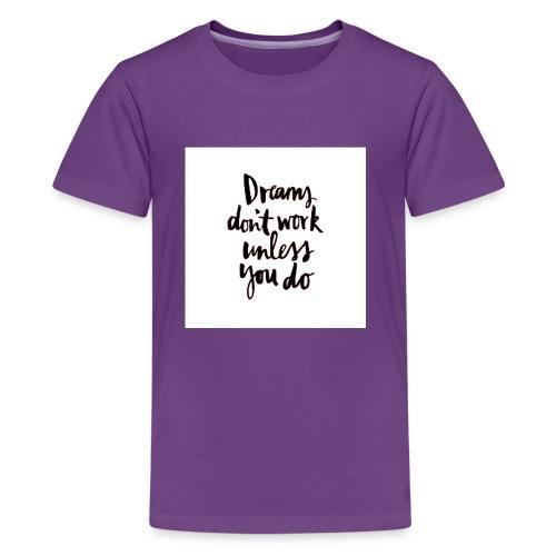 Dreams - Kids' Premium T-Shirt