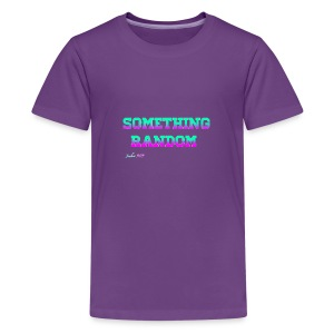 Something random - Kids' Premium T-Shirt