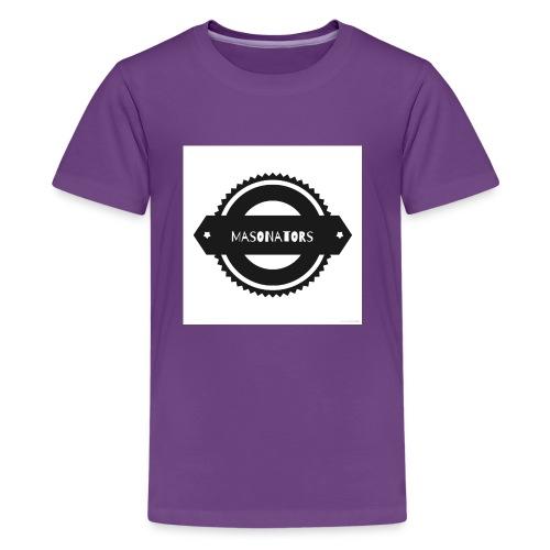 Gear logo - Kids' Premium T-Shirt