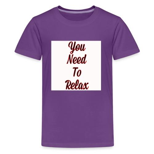 Redzone - Kids' Premium T-Shirt
