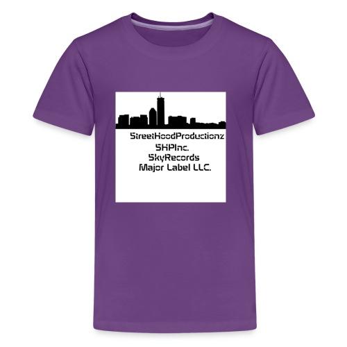 SHP Entertainment, Inc. LTD - Kids' Premium T-Shirt