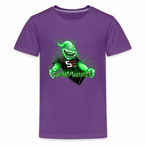 caspers s7e tee - Kids' Premium T-Shirt