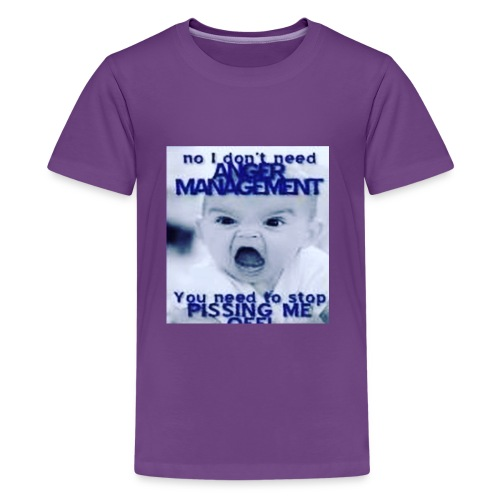 Mad baby - Kids' Premium T-Shirt