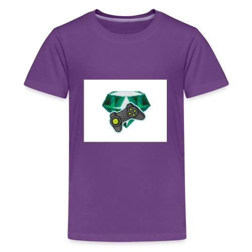 new logo merch - Kids' Premium T-Shirt