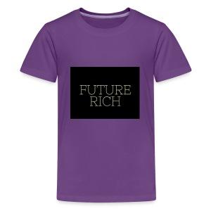 Rich Ruture - Kids' Premium T-Shirt