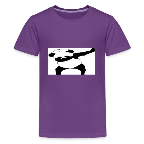 Dab Panda - Kids' Premium T-Shirt
