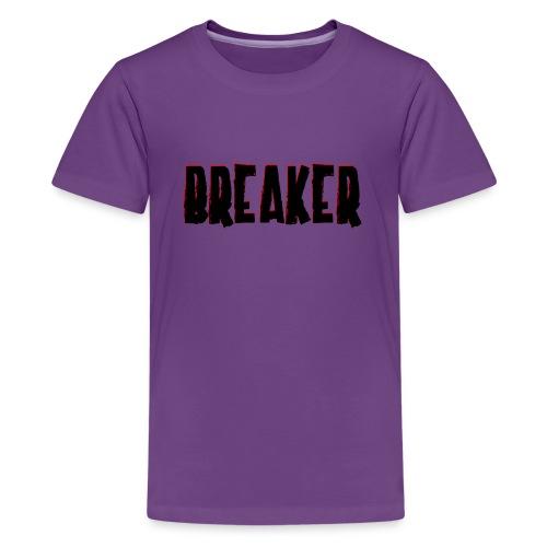 BreakLOGOupdate - Kids' Premium T-Shirt