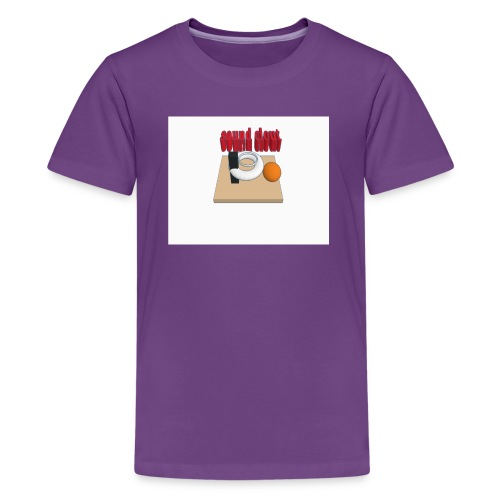 hoops - Kids' Premium T-Shirt