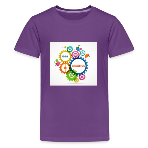 Think Outside the box - Kids' Premium T-Shirt