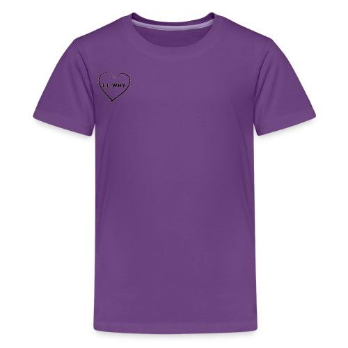I.L.why ❤️ - Kids' Premium T-Shirt