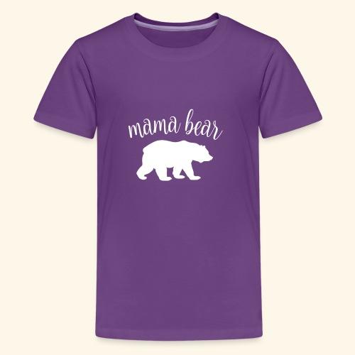 mama bear - Kids' Premium T-Shirt