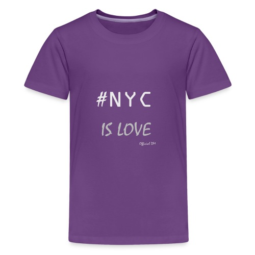 DM Official NYC is Love - Kids' Premium T-Shirt