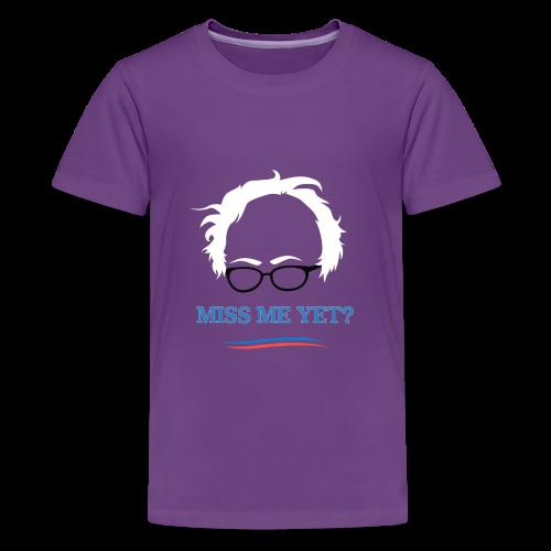 bernie_miss_me_yet - Kids' Premium T-Shirt