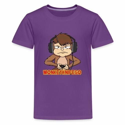 monkeyknifego - Kids' Premium T-Shirt