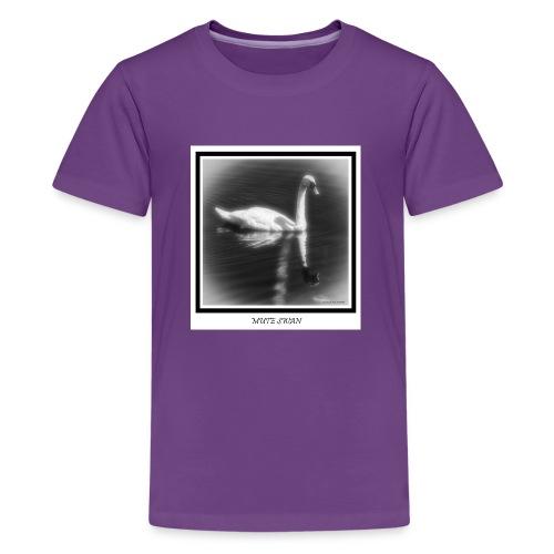 071718 7 BW 3 - Kids' Premium T-Shirt