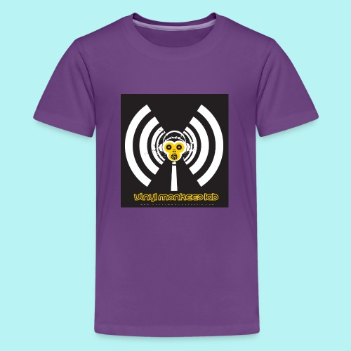Vinyl Monkees LAB - Kids' Premium T-Shirt