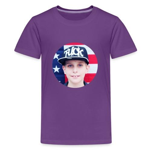 Misha (USA Design) - Kids' Premium T-Shirt