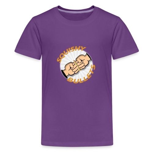 Circular Squad Logo - Kids' Premium T-Shirt