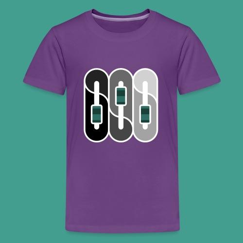 Silverman Sound Studios Logo - Kids' Premium T-Shirt