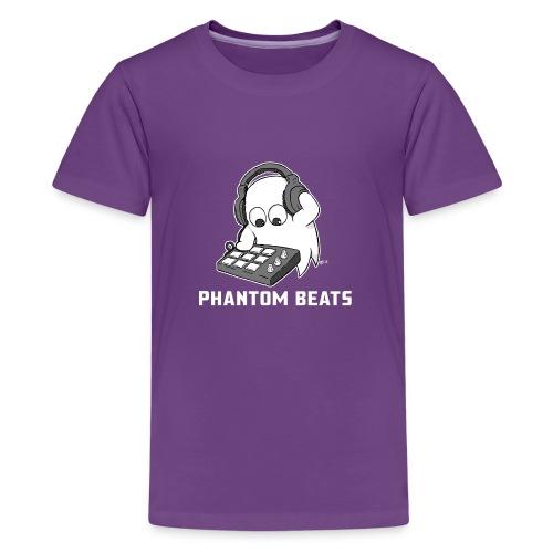 PhantomBeats Official Logo 2 - Kids' Premium T-Shirt
