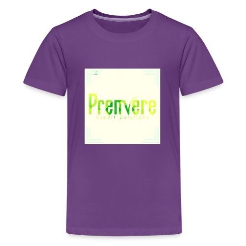 4516 Premiere Credit Solutions Logo H 01 - Kids' Premium T-Shirt