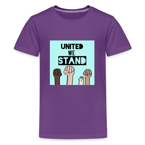 United we stand - Kids' Premium T-Shirt