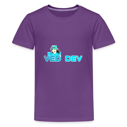 Official Ved Dev - Kids' Premium T-Shirt