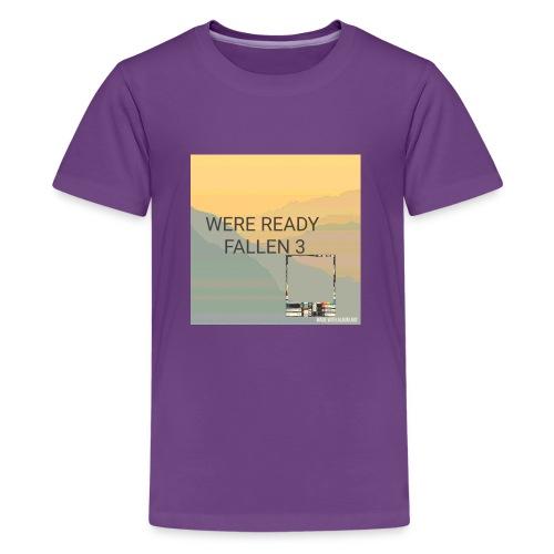AlbumArt1 532569470668E12 - Kids' Premium T-Shirt