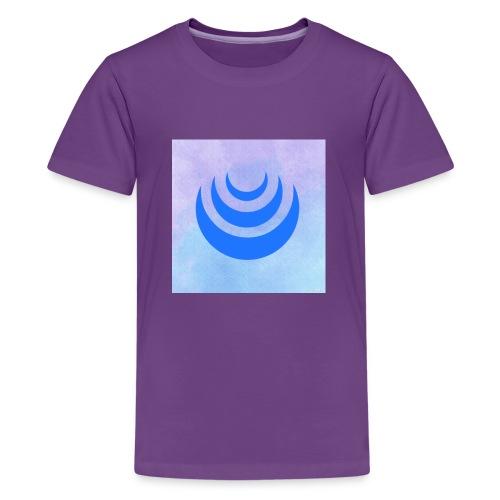 galaxy world - Kids' Premium T-Shirt