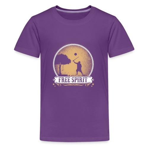 Free_spirit - Kids' Premium T-Shirt