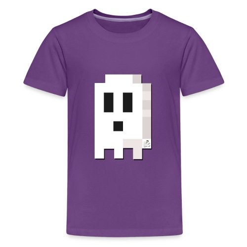 BC Ghost Boo T Shirt - Kids' Premium T-Shirt
