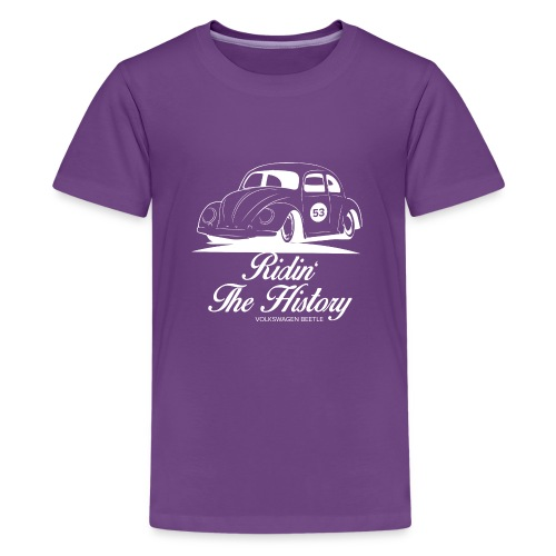 Beetle, Riding The History - Kids' Premium T-Shirt