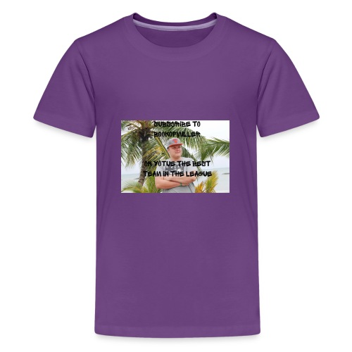 THE DR VACA SHIRT - Kids' Premium T-Shirt