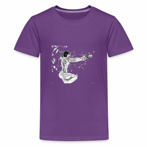 ghost in the shell - Kids' Premium T-Shirt