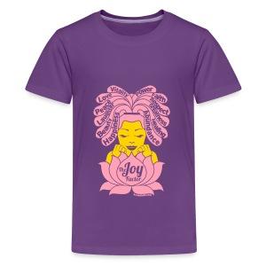 The Joy Factor Of Many Colors - Kids' Premium T-Shirt