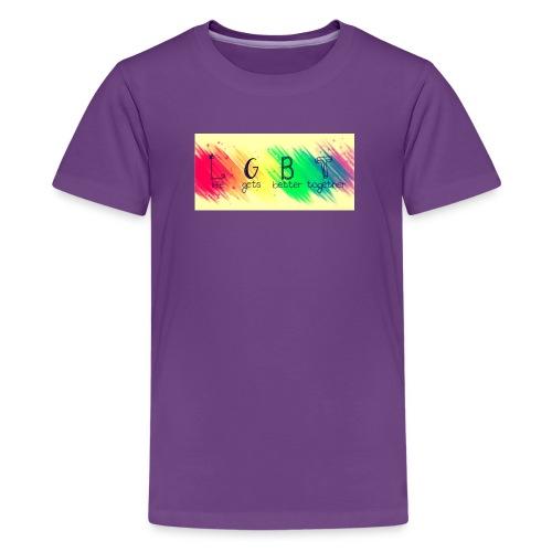 LGBTQ+ - Kids' Premium T-Shirt