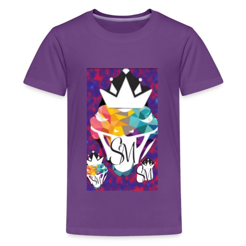 Sergio Medina merge #2 - Kids' Premium T-Shirt