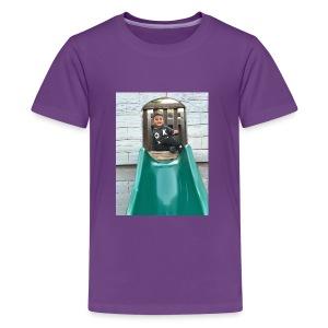 E3FC7C14 2CE5 451D A776 5A55CA23ECAB - Kids' Premium T-Shirt