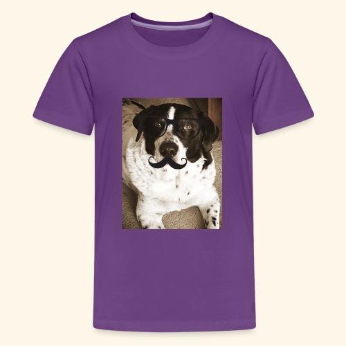 Old Pongo - Kids' Premium T-Shirt